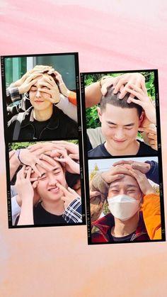 Park Chanyeol Exo, Luhan, Exo Lockscreen, Exo Fan Art, Boy Idols, Blackpink Video, Girls Generation, Nct 127, Naruto