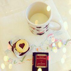 Latte, amore, libricini. ❤️