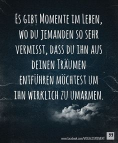 F r dich on pinterest sweden germany and behance - Zitate vermissen ...