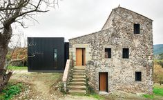 porch house: bosch capdeferro arquitectures