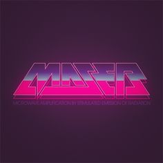vaporwave text Typographic logos by Justin Harder - Typography Daily Inspiration Typographie, Typography Inspiration, Graphic Design Inspiration, 80s Logo, Retro Logos, Retro Font, Typography Letters, Graphic Design Typography, Logo Design