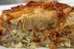 Lasagna, Cabbage, Vegetables, Ethnic Recipes, Food, Essen, Cabbages, Vegetable Recipes, Meals
