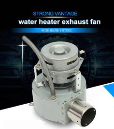 Vantage 220v 10w Strong Exhaust Gas Fan Water Heater Fuel Ing