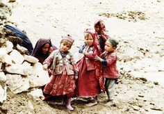 oldafghanistan:  Title:Life As Nomads Description:Members of...