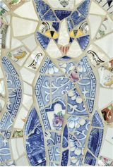 blue cat mosaic                                                       …