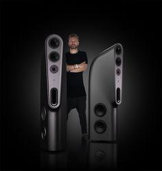 Audio Design Speekers by Codedesign - Poland  4 #Audio #speakers #codedesign