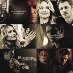 """169 Likes, 3 Comments - abby ❧ (@salvaforbes) on Instagram: """"[No More Heartbreaks] Imagine thinking klaus mikaelson loves a woman more than he loves cami…"""""""