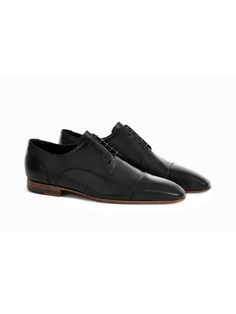 Washed leather tip #Derby with leather sole. #Corneliani #SS16 #accessories