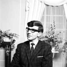 Portraits of a Young Stephen Hawking at College in May 1963 ~ vintage everyday