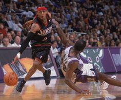 NBA: Allen Iverson Crossover