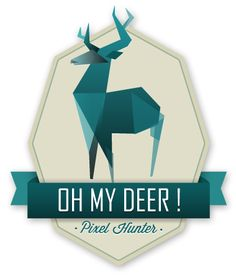 Oh My Deer! - Consultance et design graphique en print design, web design et mobile design
