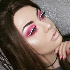 17 Cute Valentine's Makeup Looks To Try Right Now | Gurl.com