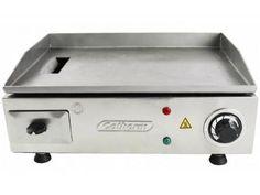 Chapeira Elétrica Profissional Retângular - Inox 1200W - Cotherm