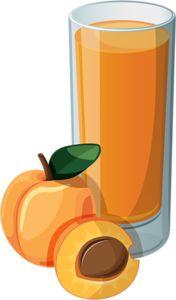 оранжевая еда - по цветам - Кира-скрап - клипарт и рамки на прозрачном фоне