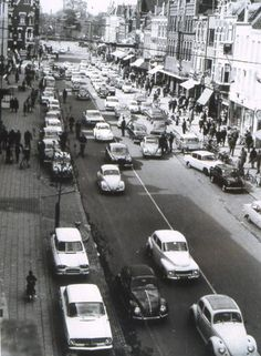 Molenstraat I Amsterdam, My Town, Rotterdam, Old Pictures, Netherlands, Fields, Pond, Holland, History