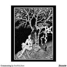 Communing Poster