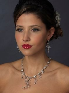1000+ images about Wedding Jewelry on Pinterest   Wedding jewelry ...