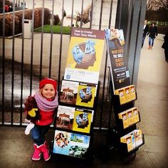 Selina, a young sister in @marcust86's congregation joined them for little a few minutes in public witnessing in London, England.   1d Read more at http://web.stagram.com/n/jw_witnesses/#BBDkXz6xXBoi0XsT.99