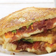 "I LOVE a good grilled cheese. This is Martha Stewart's ""Best Grilled Cheese Ever""."