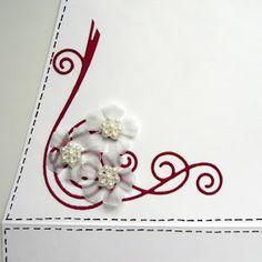 Pretty Papers - přáníčka, scrapbook, tvoření z papíru...: DIY tutoriál... Maminkám k svátku Rings, Floral, Pretty, Flowers, Jewelry, Jewlery, Jewerly, Ring, Schmuck