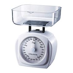 Kitchen Scale by chefgadget. 19.95. Scale measures in