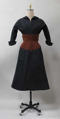 Charles James dress 1952-54