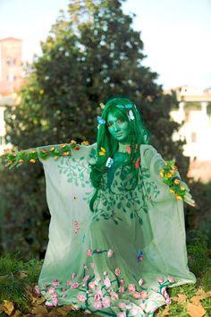 fantasia cosplay - Google Search Te Fiti Costume, Cute Costumes, Family Costumes, Group Costumes, Cosplay Costumes, Costume Ideas, Halloween And More, Halloween 2017, Halloween Cosplay