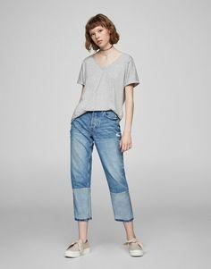 4afa81fa66 Camiseta tul estrellas - Camisetas - Ropa - Mujer - PULL BEAR España ...