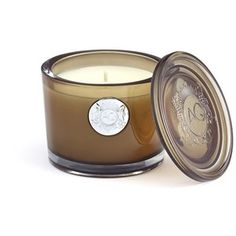 Aquiesse 'Mandarin Tea' short scented candle