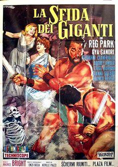 La Sfida Dei Giganti (1965) (Hercules the Avenger)