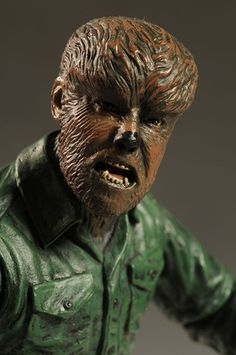 Wolfman Universal Monsters action figure from Diamond Select Toys