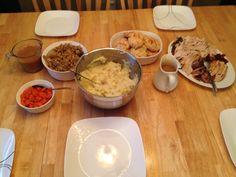 Thanksgiving Dinner - Part 2 of 4 - Veggies, Stuffing, and Gravy Historical Romance Novels, Stuffing, Gravy, About Me Blog, Veggies, Thanksgiving, Dinner, Recipes, Food
