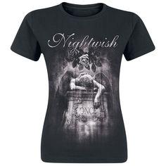 Once - 10th Anniversary - Maglia donna by Nightwish - Codice articolo: 285773 - da 19,99 € - EMP Italia - T-shirt, Merchandise, Abbigliament...