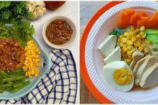 10 Resep Menu Sarapan Sehat Untuk Diet Praktis Dan Enak Di 2020 Sarapan Sehat Sarapan