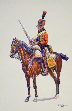 4ème hussard 1804