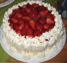 Mansikka Täytekakku - Piece of Cake? - Vuodatus.net