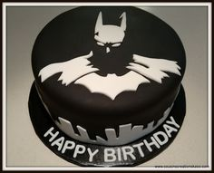 Batman Cake Cousin's Creations Birthday Cakes for Guys - Cousin's Creations