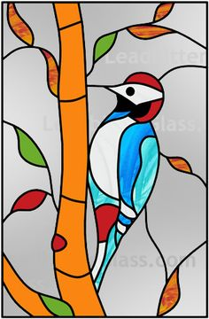 nature stained glass patterns - Bing Images