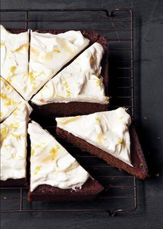 Gingerbread Cake  Deputy food editor Janet McCracken adds fresh ginger to a family recipe to create this moist spice cake.