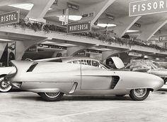 Alfa Romeo BAT 9 1955