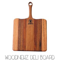 Nadia van der Mescht/Woodnewz board is a must have for every budding chef (and the experienced ones!)