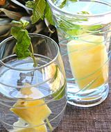... Spa Water on Pinterest | Spa water, Flavored waters and Rose water