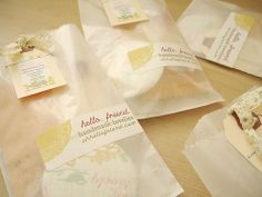 ama gift packs: by ohhellofriend, via Flickr