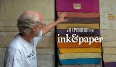 Directed by Ben Proudfoot ben@benproudfoot.com  Original Music by Kyle Malkin Sound Design  Mix by David Bolen   Show your support:  Aardvark Letterpress  2500 West 7th Street Los Angeles, CA (213) 388-2271 www.aardvarkletterpress.com/  McManus  Morgan Paper  2506 West 7th Street Los Angeles, CA  (213) 387-4433 www.mcmanusmorgan.com   2011 Breakwater Studios Ltd.  www.dinnerwithfred.com Kyle Malkin: www.kylemalkin.com David Bolen: http://www.youtube.com/everythingfilm