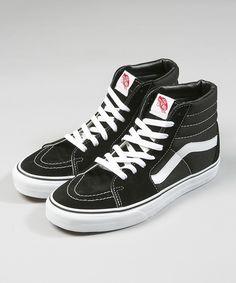 Vans SK8-Hi Black WANT