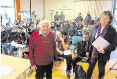 Disparition de Simon Igel – Ouest-France page «Alençon», édition du 10 février 2015.
