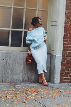 Shop Your Screenshots™ with LIKEtoKNOW.it, a shopping discovery app that allows you to instantly shop your favorite influencer pics across social media and the mobile web. Black Girl Fashion, Love Fashion, Spring Fashion, Autumn Fashion, Fashion Looks, Stylish Outfits, Fashion Outfits, Fashion Pictures, Street Style