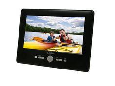 Axion AXN-8905 9-Inch Widescreen Handheld LCD TV