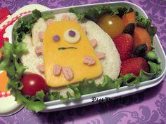 Super Sad Slimeball? (Kindergarten Bento #34)