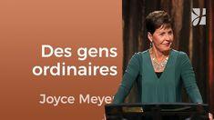 Dieu utilise des gens ordinaires - Joyce Meyer - Fortifié par la foi